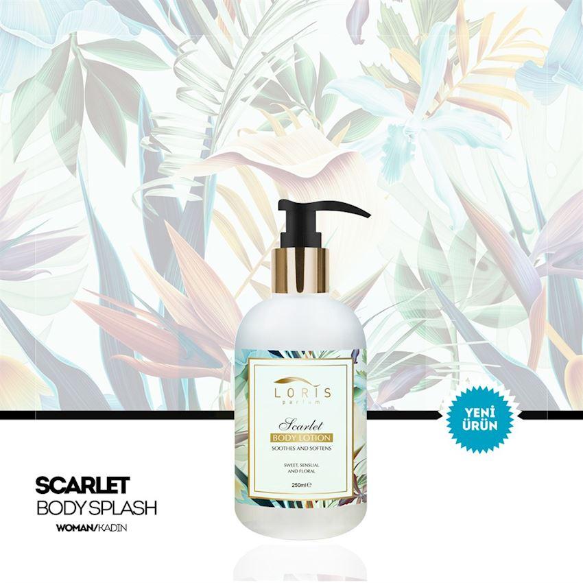 OKUYUCULAR Scarlet Body Lotion Fragrance & Deodorant