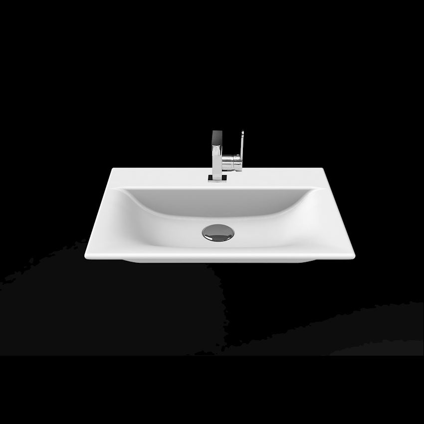 Olinda Washbasin, 50 cm Bathroom Sinks