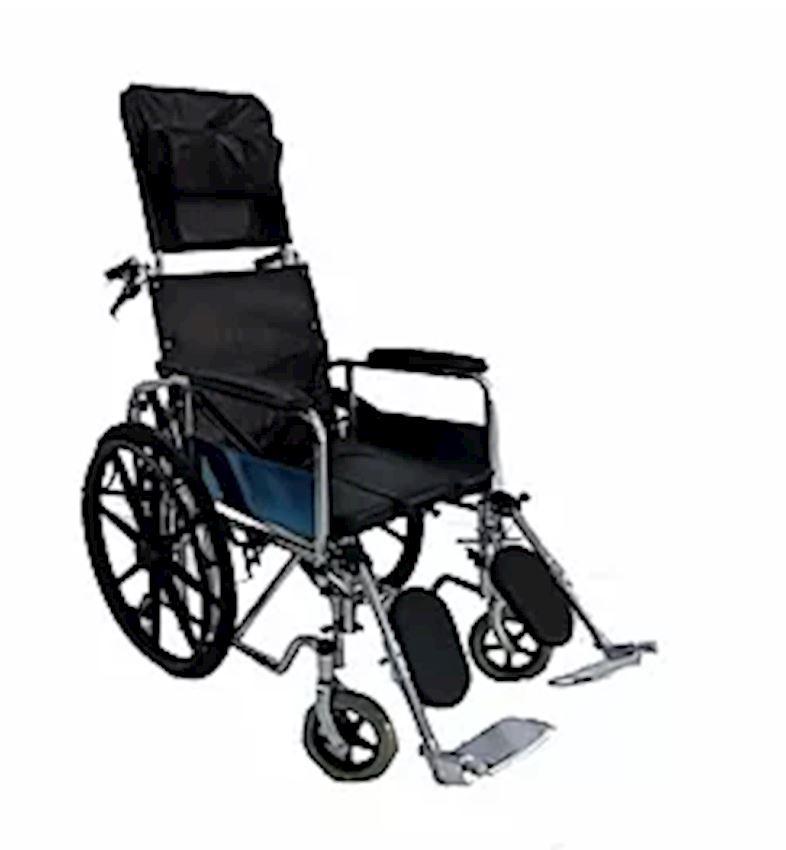OP1342 Full Feature Wheelchair