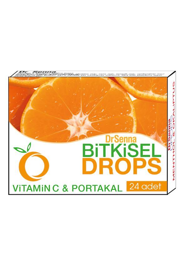 Orange Pastilles (24 pcs)