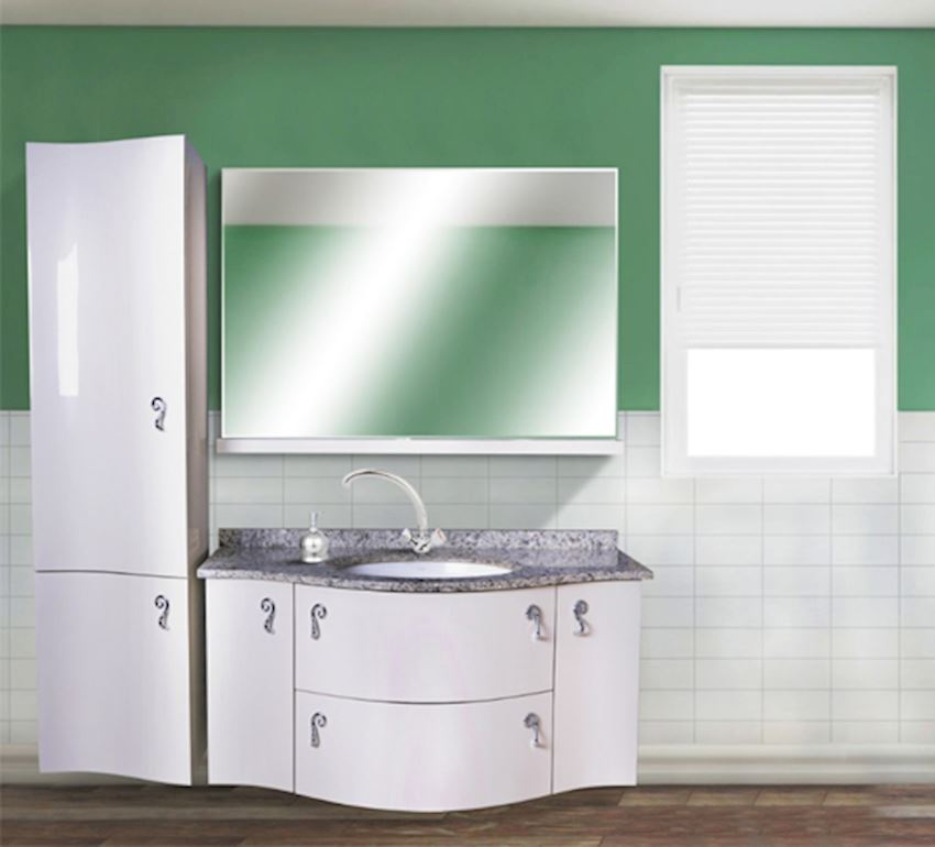 OSMANLI BATHROOM CABINET MODEL 103 Bathroom Furniture