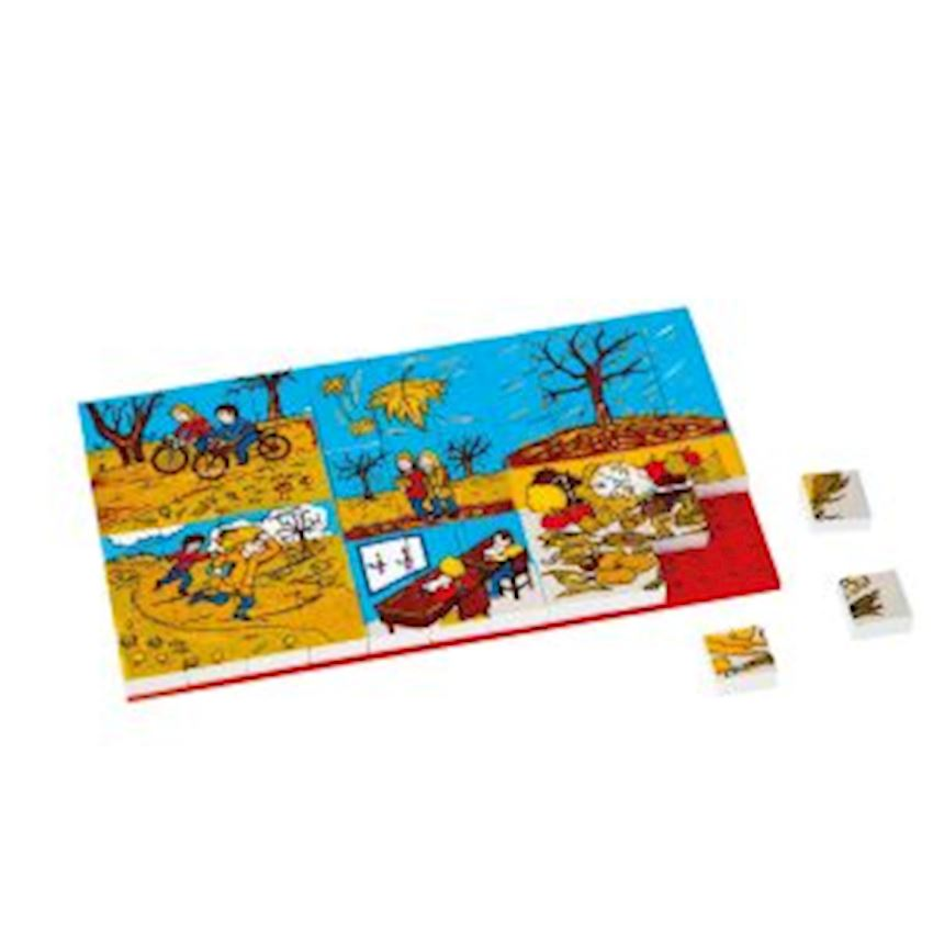 Other Educational Toys -3266 PUZZLE 67 PIECES -B3 AUTUMN