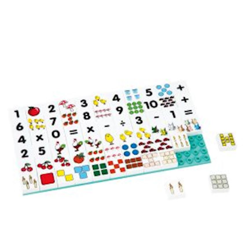 Other Educational Toys -3266 PUZZLE 67 PIECES - D2 NUMBERS