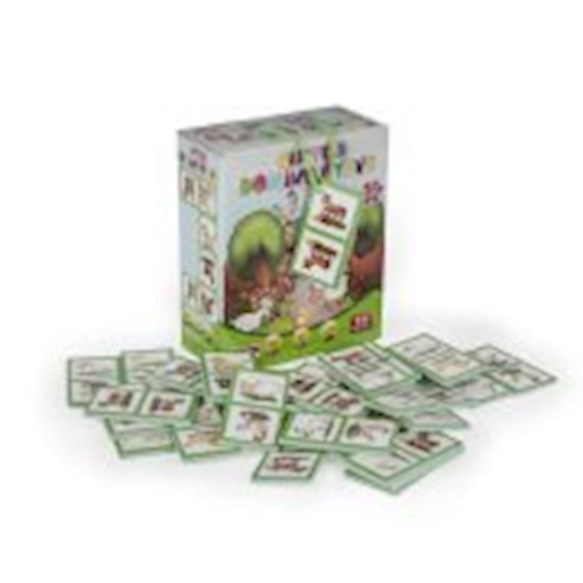 Other Educational Toys- EDUCATIONAL GAMES FARM DOMINO GAME
