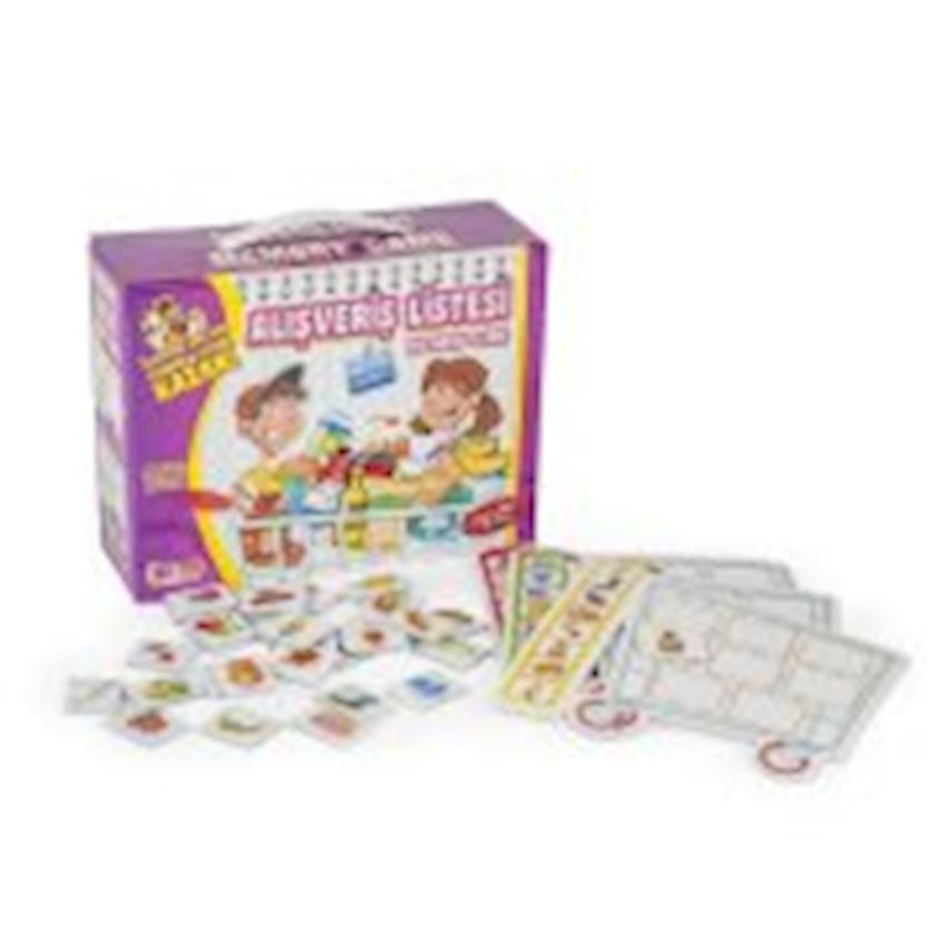 Other Educational Toys- EDUCATIONAL GAMES SHOPPING LIST