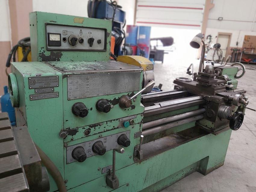 Other Machine Tool Equipment     1,10mt SN45 Rus 1992 Model Torna