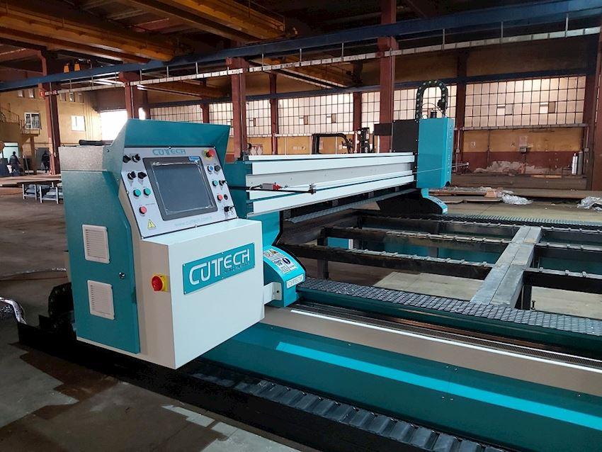 Other Machine Tool Equipment 3000 x 8000 x 300mm OXY ve Plazma  Kesim Tezgahı ( SIFIR )