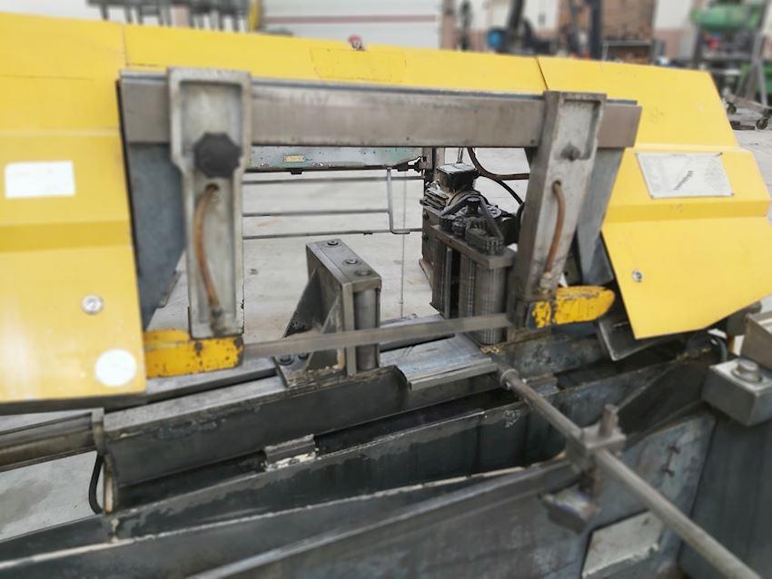 Other Machine Tool Equipment  350mm Tam Otomatik Hidrolik Sıkmalı Kesmak Şerit Testere 2006 Model