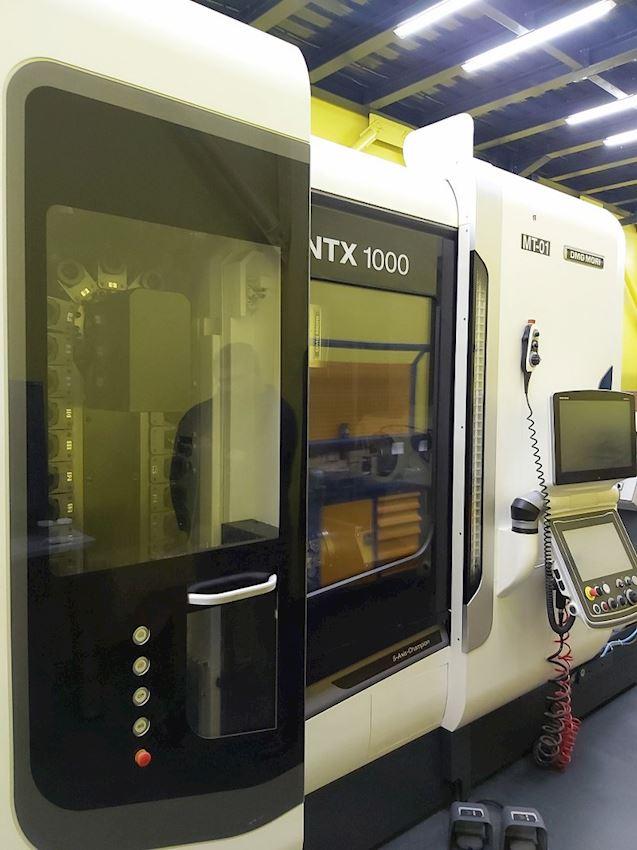 Other Machine Tool Equipment  Dmg Mori  NTX 1000 2019 Model İşleme Merkezi