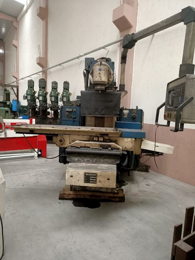 Other Machine Tool Equipment   HEİDENHAİN TNC 355 KONTROL ÜNİTELİ CNC FREZE 1998 MODEL