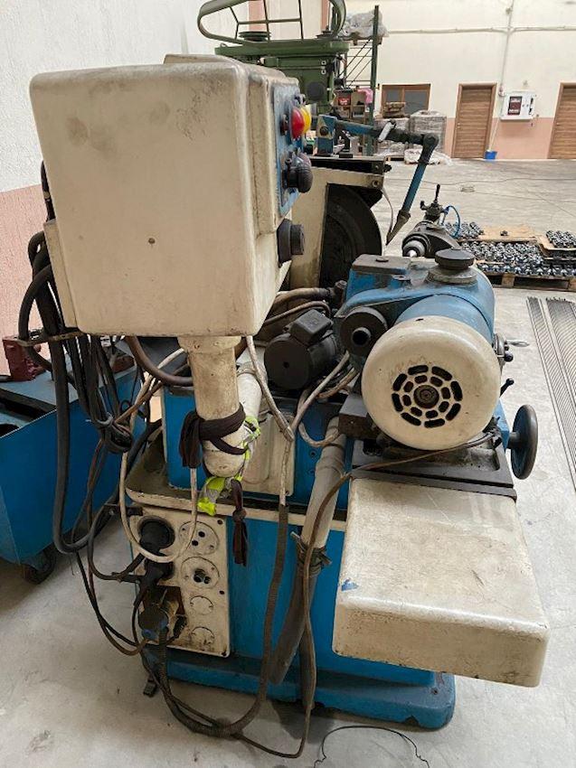 Other Machine Tool Equipment   HTG 400 Tschudin Silindir Taşlama 260 x 610  1992 Model