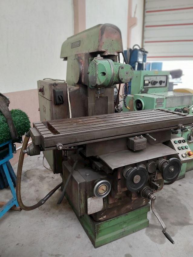 Other Machine Tool Equipment   Reckerman FU1000 üniversal Freze Tabla 1000 x 400