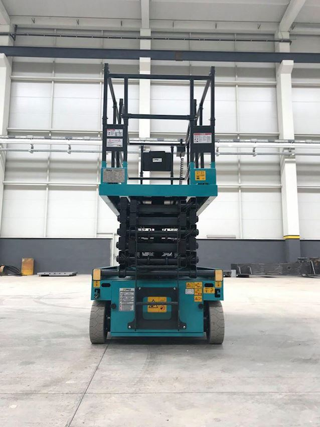 Other Machinery & Industry Equipment       Cordless Scissor Lift     Akülü Makaslı Platform