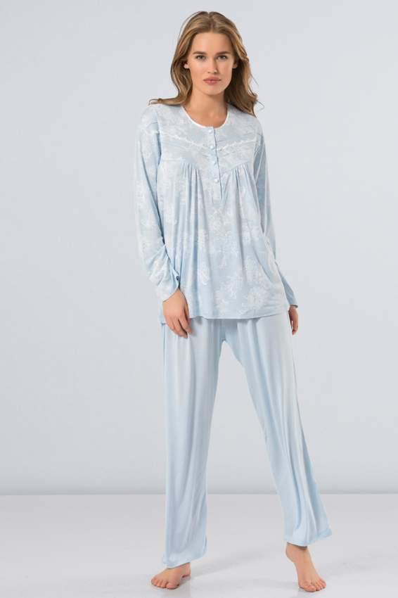 Other Women's Clothing -PYJAMAS LONG SLEEVE BATTAL PJAMA