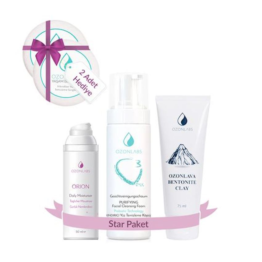 OZONLABS Star Package Skin Care Set