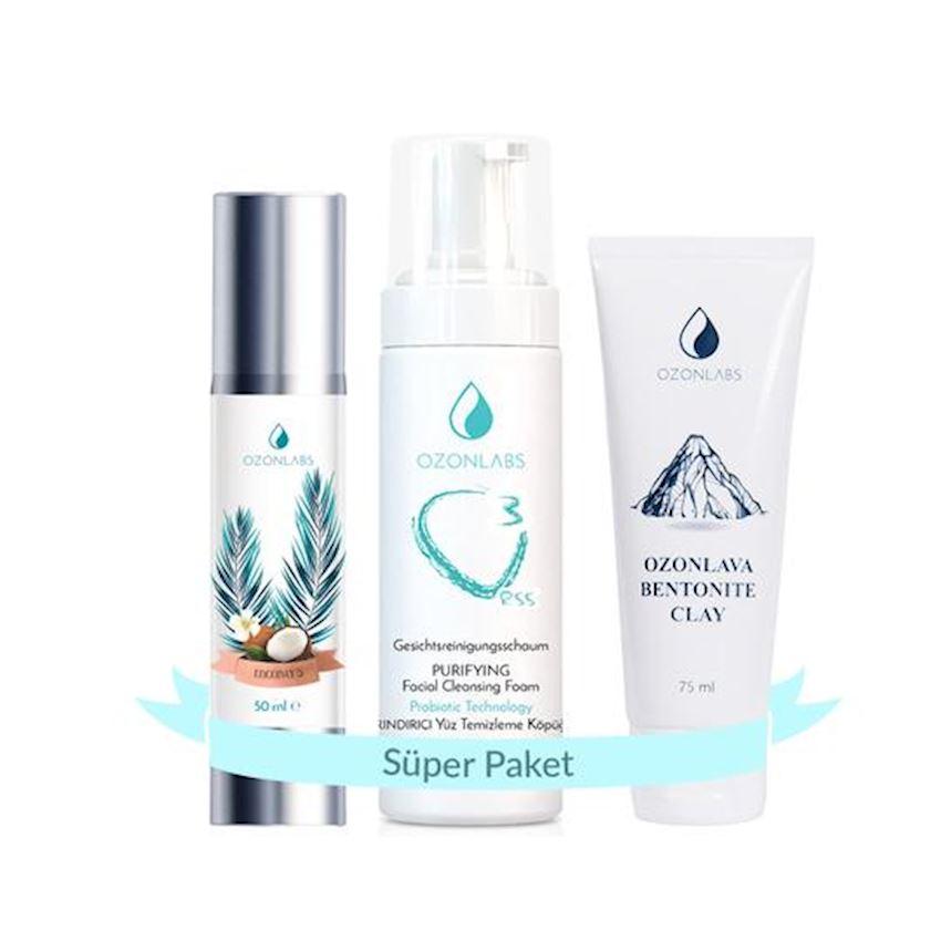 OZONLABS Super Pack Skin Care Set