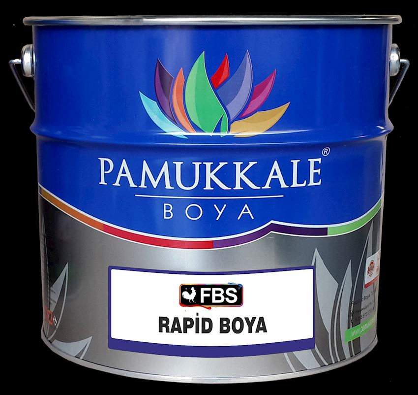 Pamukkale FBS Industrial Rapid Paint