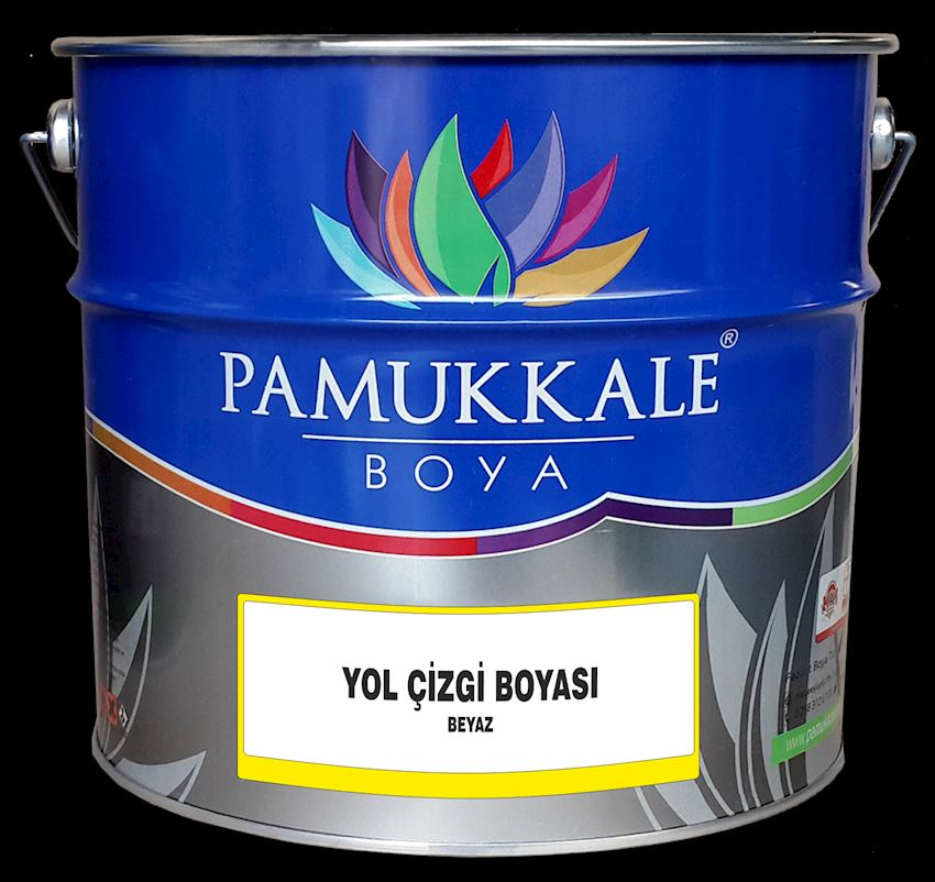 Pamukkale Paint for Road Marking (White)