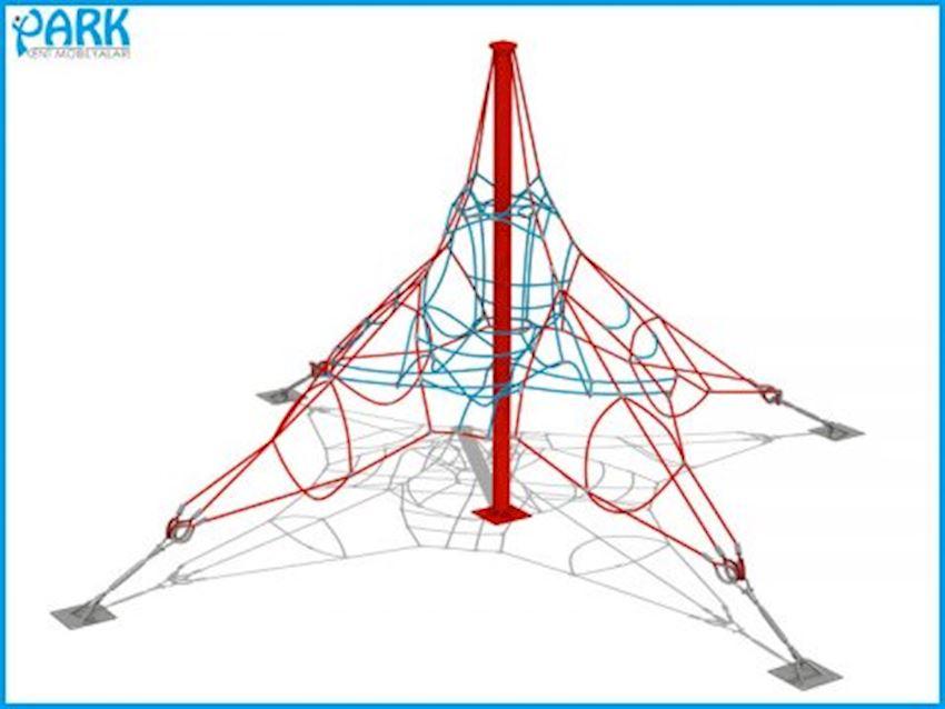 PARK Rope Playgrounds AP1701 Amusement Park
