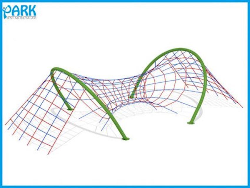 PARK Rope Playgrounds AP1712 Amusement Park