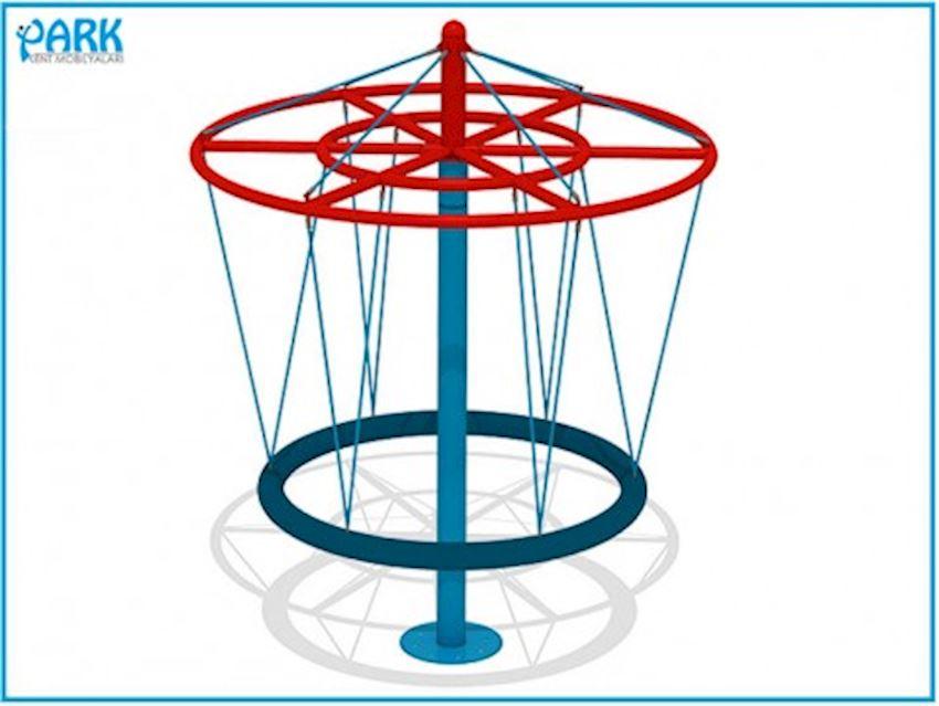 PARK Rope Playgrounds AP1718 Amusement Park