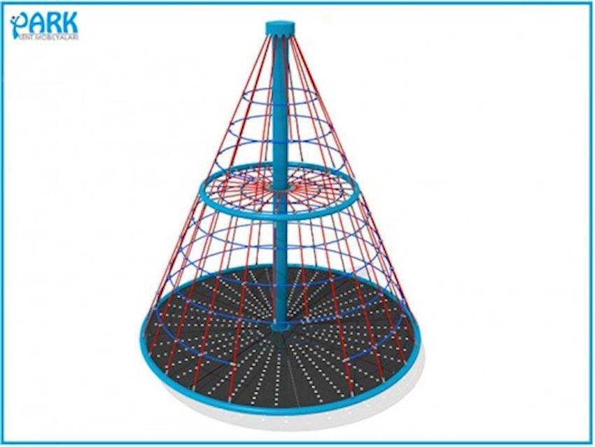 PARK Rope Playgrounds AP1725 Amusement Park