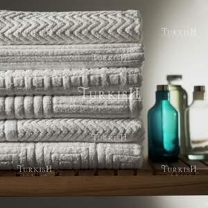 Patterned Soft Towel