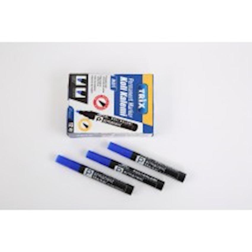 Permanent Marker Box Pen Blue Other Office & School Supplies