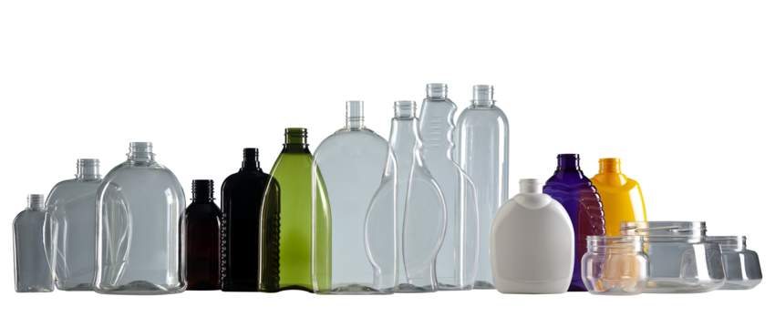 Personal And Home Cosmetics Plastic Packaging