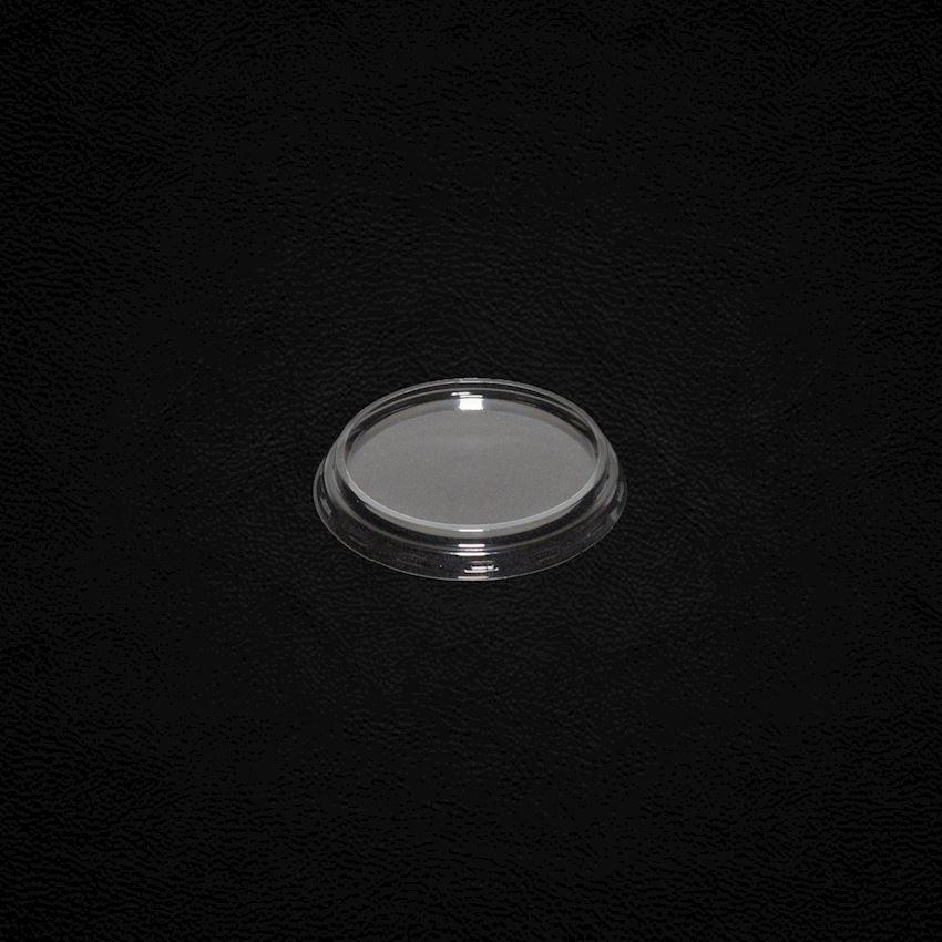 Pet Lıd Ø75mm (For Pet Sauce Cup) (High)
