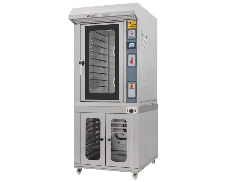 PFS-9 CONVECTION BAKERY PRODUCTS OVEN