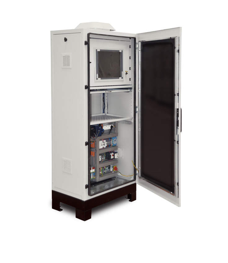 PLC Controlled Extraction Rate Panel