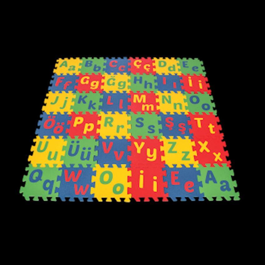 Poly Alphabet Floor Tile Other Educational Toys