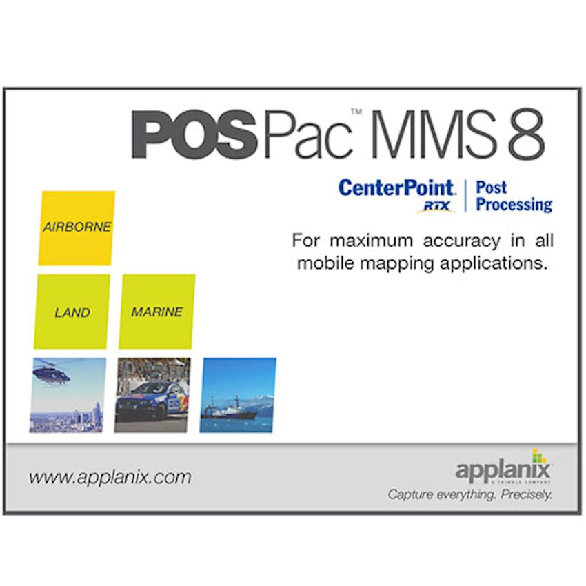 PosPac MMS Software