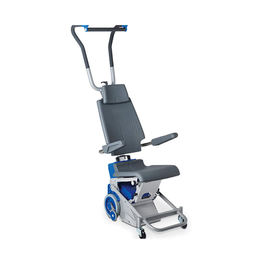 Powered stairclimbers for people