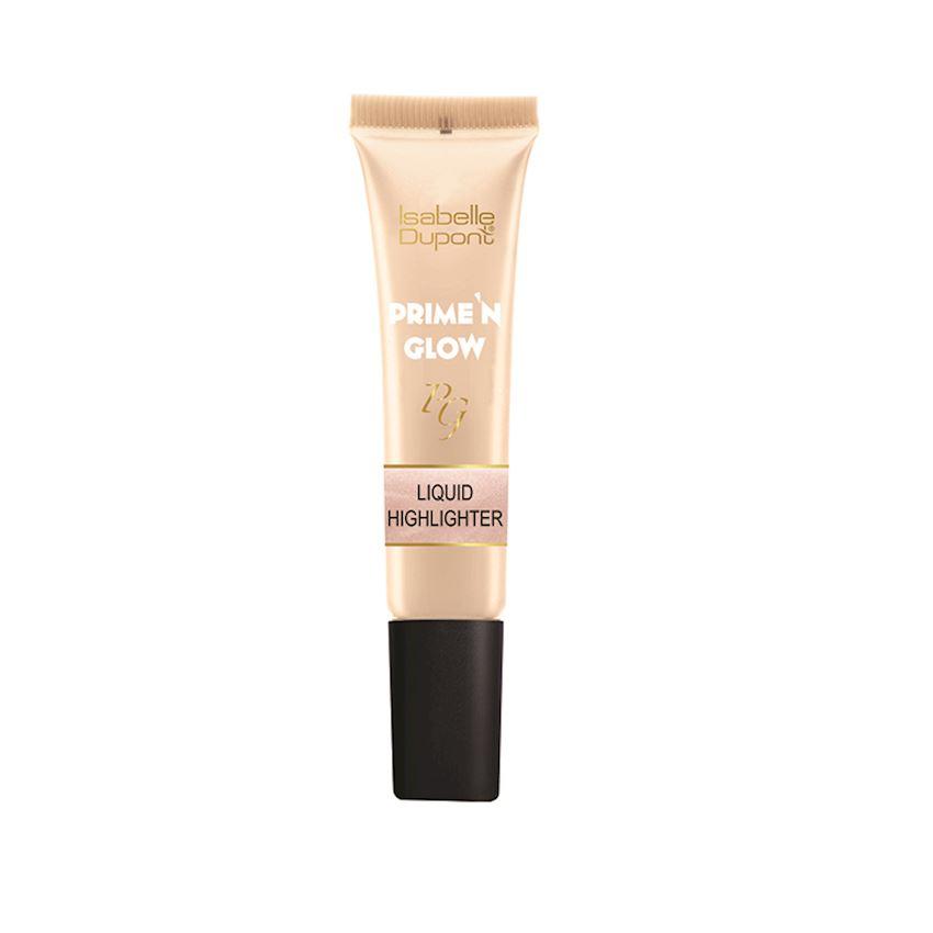 Isabelle Dupont Prime'n Glow Liquid Highlighter Face Makeup