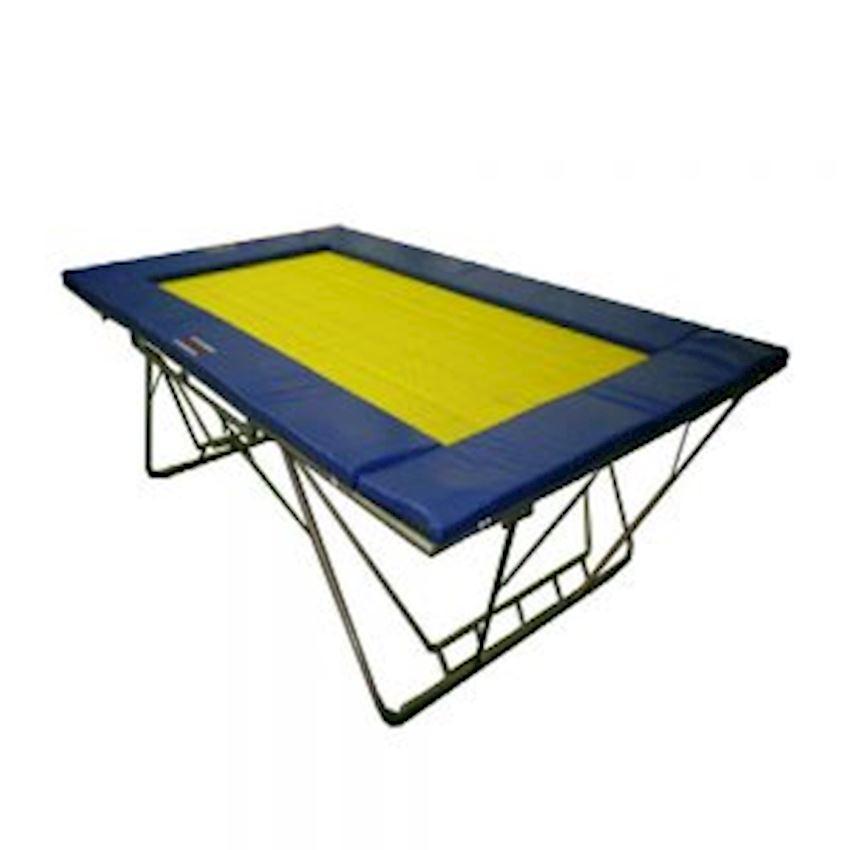 Professional Olympic Trampoline 457x275x99 cm Amusement Park