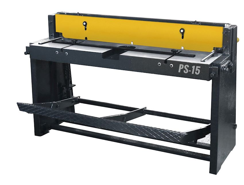 PS-15 1320x1,5 Mm Foot Pedal Scissors
