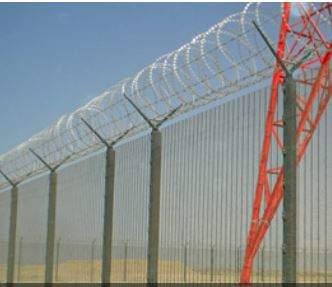 Qatar Navy - High Security Fence