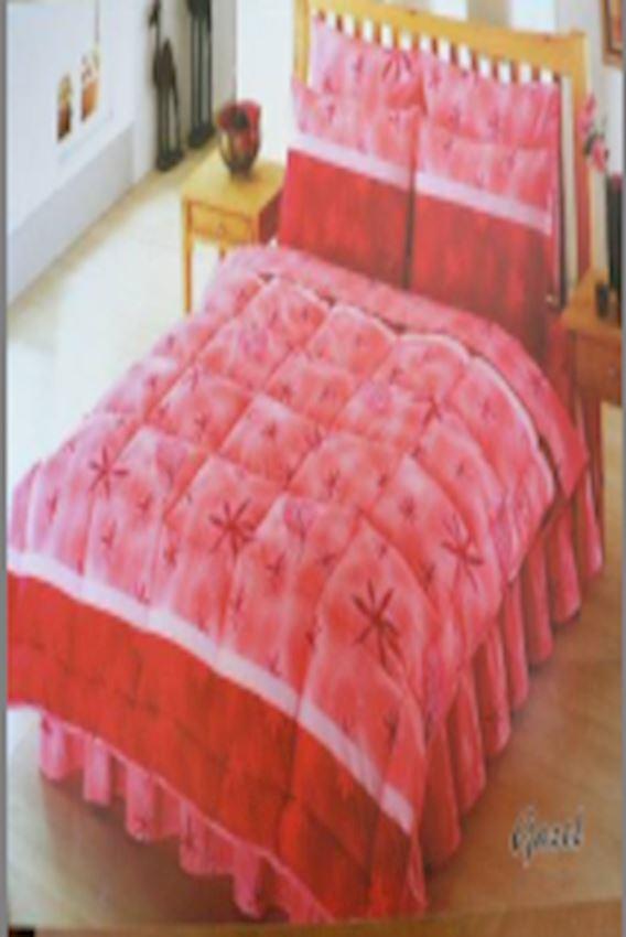 Red Duvet Cover Set