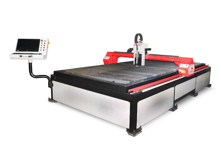 Red Line Robocut Metal Cutting Machinery