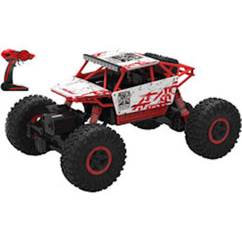 Remote Control 4x4 Land Explorer - Red Other Toys & Hobbies