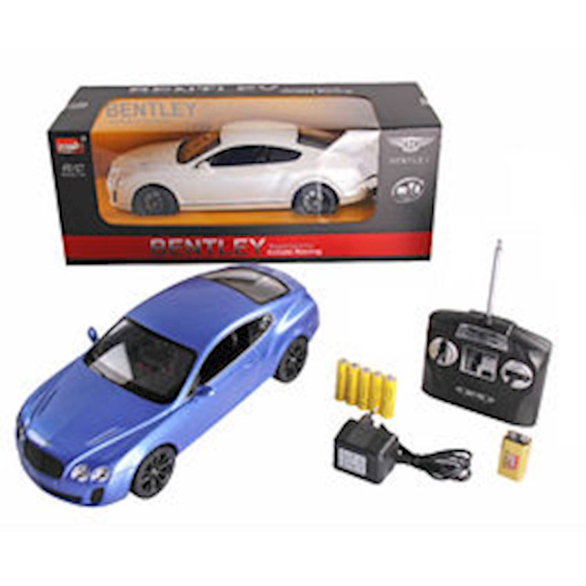 Remote Controlled 1:14 Bently GT Supersport Car Other Toys & Hobbies
