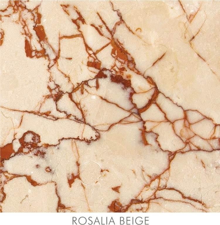 Rosalia Beige Marble Stone