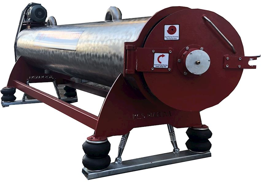 Rug Spinner Centrifuge - SP125S