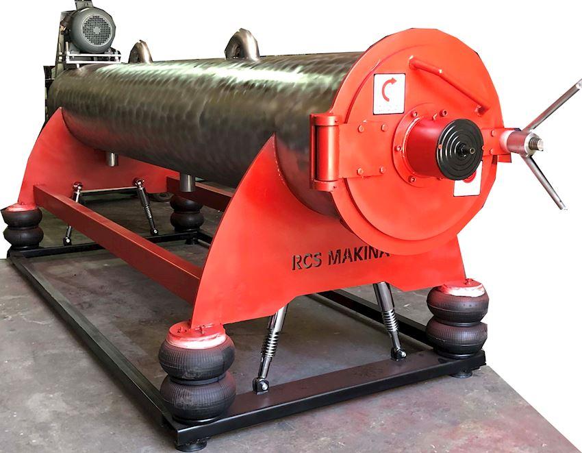 Rug Wringer Centrifuge - SP104S