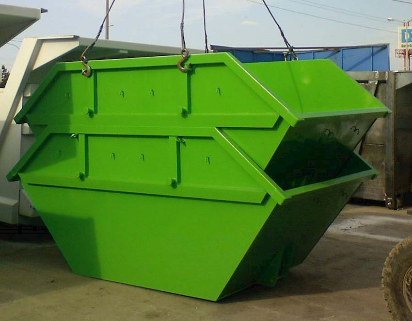 S type Skip Containers