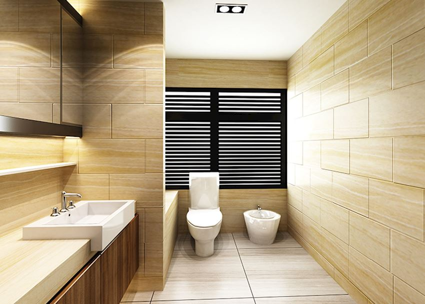 ŞAHİNGEZ TOURISM DECORATION BATHROOM PROJECTS