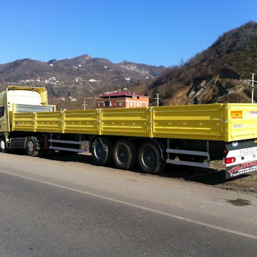 SAL DORSE Truck Trailers