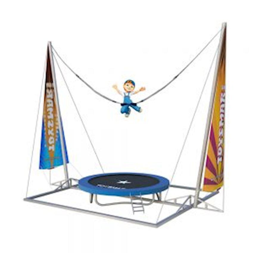 Salto Trampoline Classic Round Model for 1 Person